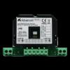 Interfaccia avanzata per il collegamento delle sirene - Permette di collegare sirene convenzionali avanzate in sistemi analogici - Compatibile con ADV-AXIS-CWS e ADV-AXIS-CWSV - Isolante incorporato - Certificati EN54-17 e EN54-18