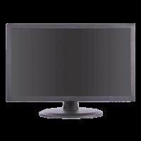 """Monitor LED 21.5"""" Hikvision - Progettato per la videosorveglianza - Formato 16:9 - VGA"""