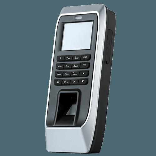 Controllo accessi autonomo Hysoon - Impronte digitali e tastiera - 2.000 registrazioni / 160.000 registri - TCP/IP