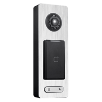 Access Control - Telecamera IP integrata - Capacità di 50.000 carte e 200.000 logs - TCP/IP e WiFi - Controller integrato - Software Safire Control Center AC