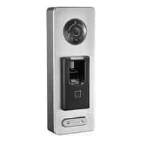 Access Control - Telecamera IP integrata - Capacità di 50.000 schede