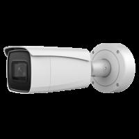 "Telecamera IP 8Mpx Ultra Low Light - 1/1.8"" Progressive Scan CMOS - Compressione H.265+ / H.265 - Lente motorizzata Varifocale 8~32 mm AF - WDR | Allarmi - Interface WEB"