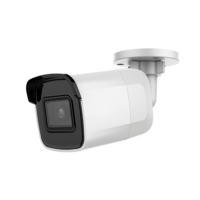 Telecamera IP 8 Megapixel - Sensore Ultra Low Light - Compressione H.265+ / H.265 - Lente 2.8 mm | WDR - IR LEDs portata 30 m - IP67 | IK10