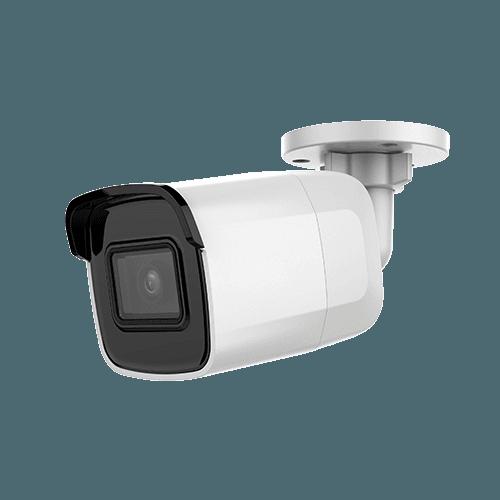 "Telecamera IP 8 Megapixel - 1/2"" Progressive Scan CMOS - Compressione H.265+ / H.265 - Lente 2.8 mm | WDR - IR LEDs portata 30 m - IP67 | IK10"