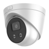 "Telecamera IP 4 Megapixel - 1/2.7"" Progressive Scan CMOS - Compressione H.265/H.264 - Lente 2.8 mm / WDR - IR LEDs portata 50 m - Truesense: Filtro di falso allarme"