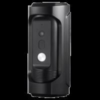 Videocitofoni IP - Telecamera 720p con lente Pinhole - Audio bidirezionale - Monitoraggio tramite dispositivo APP per telefono - Lega di zinco antivandalo Ik09 - Montaggio in superficie
