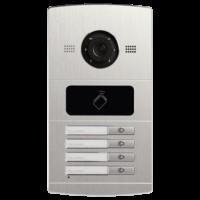 Videocitofono IP per 4 appartamenti - Camera 1