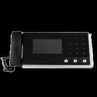 """Postazione master per videocitofoni - Schermo TFT di 7"""" - Audio bidirezionale - Comunicazione TCP/IP - Visualizzazione di telecamere IP - Telefono per la comunicazione"""