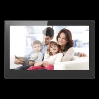 """Monitor per Videocitofoni - Schermo TFT di 10.1"""" - Audio bidirezionale - TCP/IP"""
