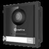 Videocitofono Safire IP - Camera 2Mpx - Audio bidirezionale - Monitoraggio tramite dispositivo APP per telefono - Adatto per esterni IP65 - Montaggio modulare