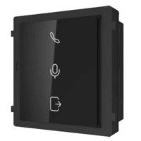 Modulo di estensione Safire - Indicatore di stato di apertura - Indicatore di chiamata - Indicatore audio attivo - Adatto per esterni IP65 - Montaggio modulare