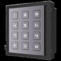 Modulo di estensione Safire - Chiamata di diversi monitor - Apertura di accesso con codice - Illuminazione a LED della tastiera - Adatto per esterni IP65 - Montaggio modulare