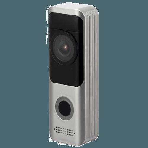 Campanello Wifi IP - Camera 2Mpx - Audio bidirezionale - Monitoraggio tramite dispositivo APP per telefono - Rilevatore PIR e Batteria - Montaggio in superficie