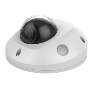 "Telecamera IP 4 Megapixel - 1/3"" Progressive Scan CMOS - Compressione H.265+/H.265/H.264+/H.264 - Lente 2.8 mm - Matrix LED IR Distanza 10 m - WEB"