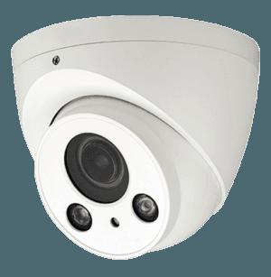 "Camera dome HDCVI X-Security - 4 Megapixel - 1/3"" 4.1 Megapixel CMOS - Ottica Motorizzata Autofocus 2.7~12 mm - 2 LED IR Array Distanza 60 m - Menù OSD remoto da DVR"